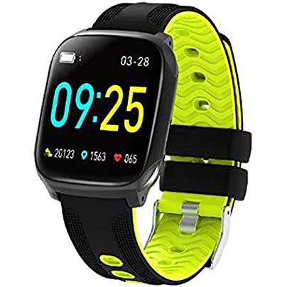 kewmer Waterproof Smart Band Wristband Heart Rate Monitor Smartband Bracelet Smartwatches Estimated Price £24.97 -