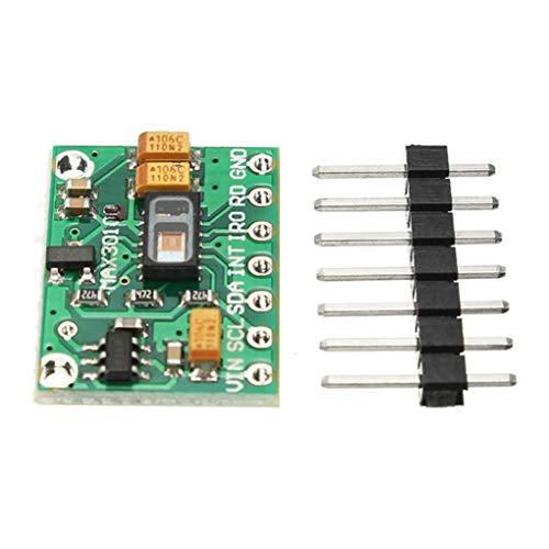 30102 Heart Rate Oxygen Pulse Breakout Sensor Module for Arduino ()