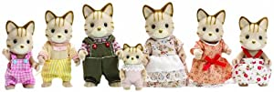 Sylvanian Family Cat Amazon Uk