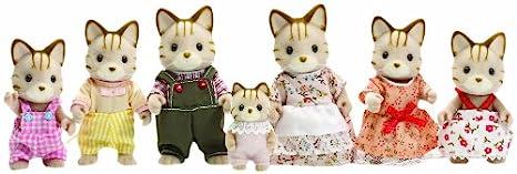 Sylvanian Families - Juego de figuras de gato