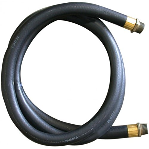 (Model L30-95N 8' rubber hose for diaphragm pump 3/4