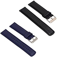 2pcs Replacement Leather Bands for Samsung Gear NEO Only