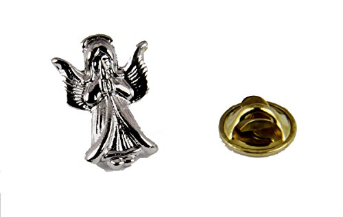 6030181 Guardian Angel Lapel Pin Tack Collar Hat Pin Brooch Cherub Protector