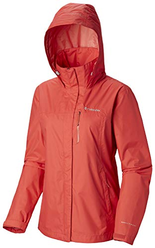 Columbia Women's Pouration Jacket, Waterproof & Breathable