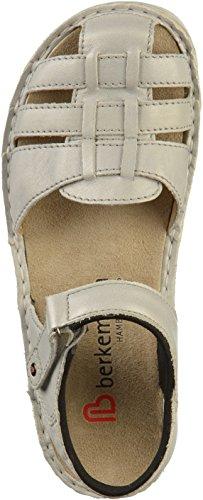 Silver Berkemann 03104 Womens Womens Sandals Sandals Silver 03104 Berkemann 8qw86