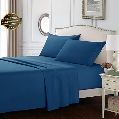 - Gatton Premium New Bedding Sets 1800 Thread Count 12 Pocket Soft Twin Queen King | Collection SHEESRONG-200114505