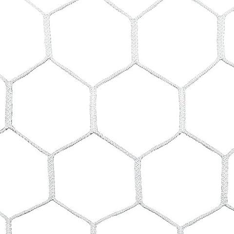 4mm HTPP Hexagon Net for 4'X6' Goals with Depth (each) - 4mm Htpp Net