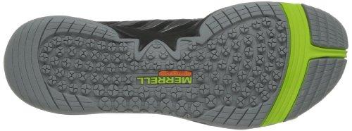 Merrell Allout Fuse - Zapatos de deporte de exterior Hombre Black/Lime