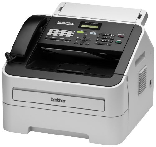 Brother FAX2940 Monochrome Printer with Scanner, Copier and High-Speed Laser Fax