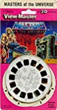 : MASTERS OF THE UNIVERSE - ViewMaster 3 Reel Set