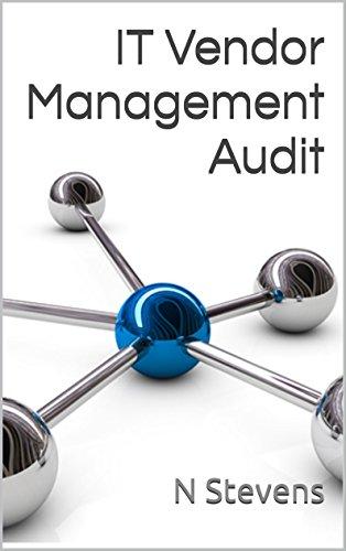 IT Vendor Management Audit, by Nicholas Stevens