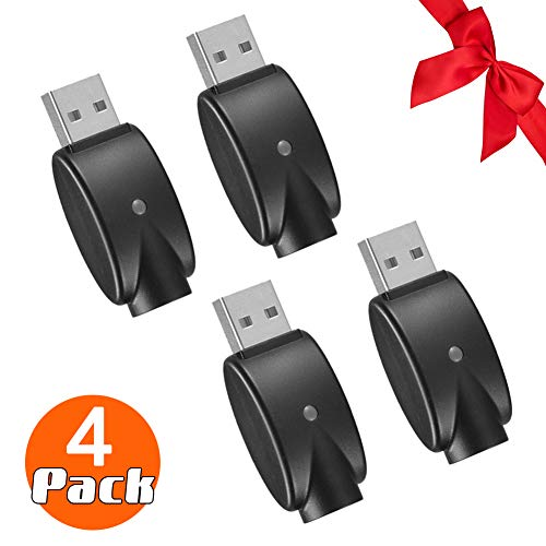 [Upgrade Version] 510-Thread USB Smart Charger with Over-Charge Protection  4 Pack