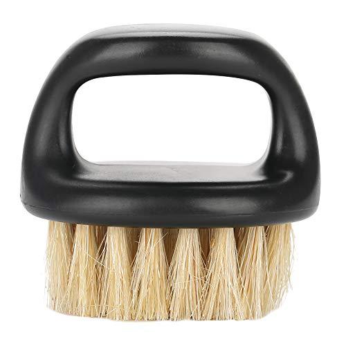 Cepillo de barba para hombre Cepillo de pelo para hombre 3 Estilos Cepillo de cerda para barba Grooming Barba cuidado Barba...