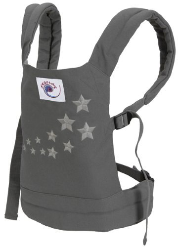 Ergobaby Ergo Baby Doll Carrier - Galaxy Gray