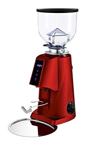 Fiorenzato F4 Electronic Espresso Grinder - Red by Fiorenzato (Image #1)
