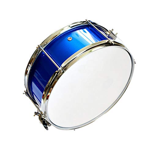 LVSSY-Student Snare Drum Set,14 Inch Snare Drum School Band Percussion Applicable Military Band Pipe Band Major Colleges