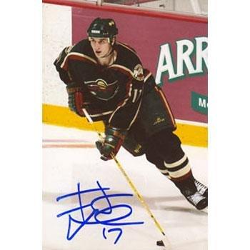 Filip (Ottawa Senators) Kuba Autographed Photo - 4x6 - Autographed NHL Photos