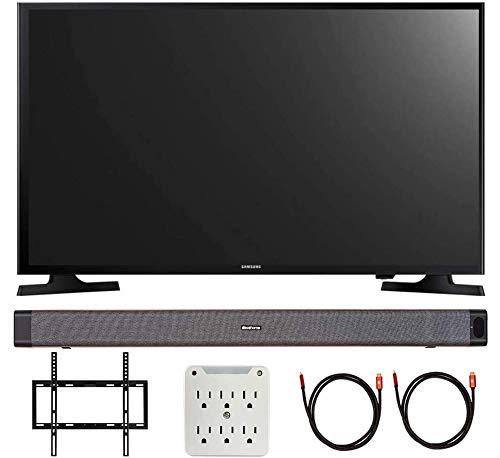 "SAMSUNG UN32M4500B 32""-Class HD Smart LED TV (2018) with Deco Home Soundbar Bundle"