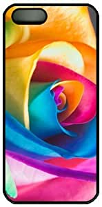 Colorful Rose Theme Iphone 5 5S Case