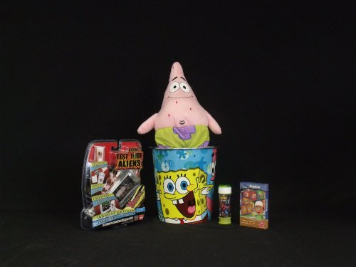 Bob Esponja Cumpleaños Pack para niño