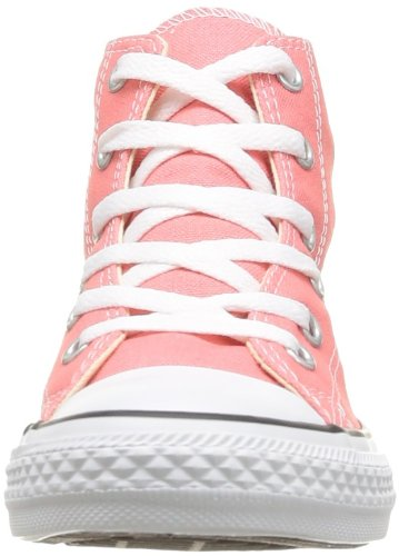 CONVERSE Chuck Taylor All Star Season Hi - Zapatillas de tela infantil rosa - Pink (ROSE CARNAVAL)