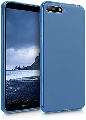kwmobile Funda Compatible con Huawei Y6 (2018): Amazon.es: Electrónica