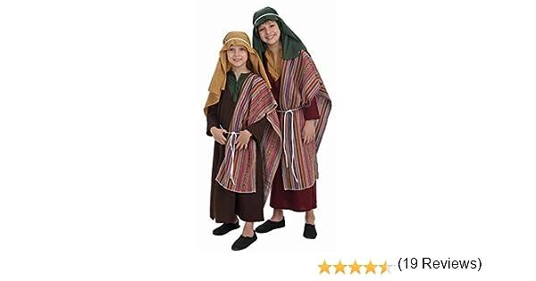 LLOPIS - Disfraz Infantil Hebreo Manto t-3: Amazon.es: Juguetes y ...