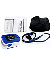 Finger Heartrate Meters, Bag,Lanyard for Sports ONLY:Travel, Climbing, Work Out Indoor or Outdoor -