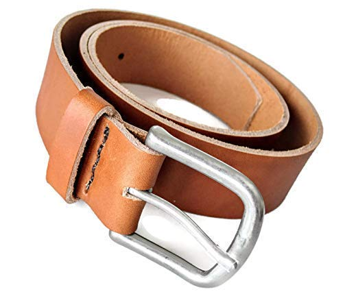 Men's Leather Belt, English Bridle Belt, Genuine Leather Belt, Gift for Him, Men's Rugged Belt ()