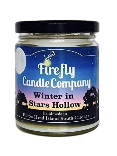 Amazon.com: Winter in Stars Hollow Soy Candle- Gilmore