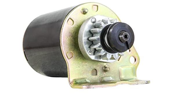 Motor de arranque para Briggs Stratton 693551 14 dientes Artesano ...