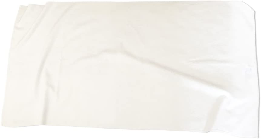 Reverse 100/% White Cotton. Good Quality Flag Towel Cornwall Print Side Microfibre 100/% Polyester Size 55in x 27.5in