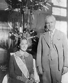 Photo Miss America at Hair Beauty Salon c1929