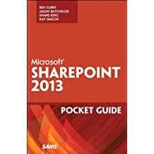 Microsoft SharePoint 2013 Pocket Guide (Other Sams)