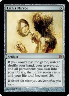 Magic: The Gathering - Lich39;s Mirror - Shards of Alara