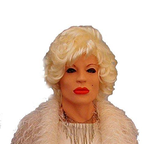 [Cindy Marilyn Monroe Female Foam Latex Mask] (Marilyn Monroe Costume Child)