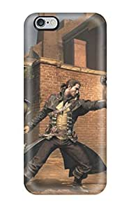 Hot Assassin's Creed: Rogue First Grade Tpu Phone Case For Iphone 6 Plus Case Cover