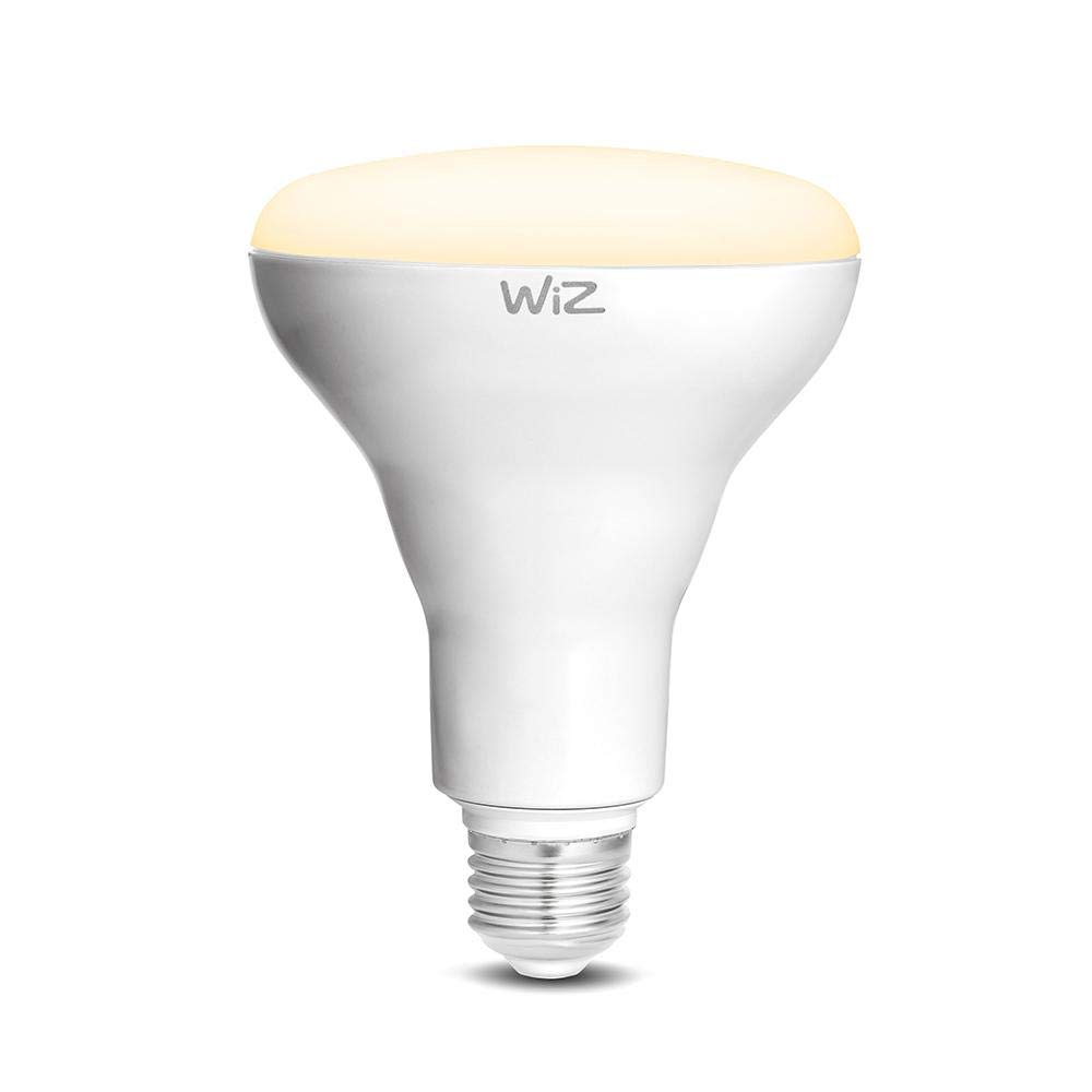 WiZ IZ0187682 Smart Light Bulbs Color BR30 with Remote / 2-Pack/Compatible with Alexa and Google Home, no Hub Required, White Black by WiZ (Image #2)
