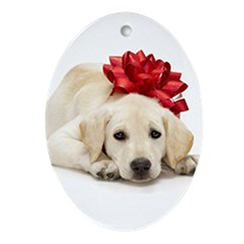 CafePress Yellow Ornament Holiday Christmas