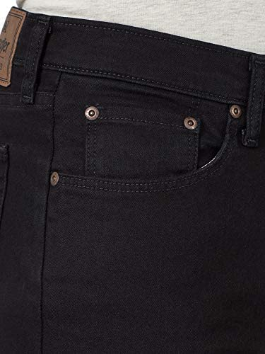 41ojK%2B24ojL. AC Wrangler Authentics Men's Classic Relaxed Fit Flex Jean    Wrangler Authentics Men's Classic Relaxed Fit Jean. This jean is constructed with durable materials built for long-lasting comfort. Made with a relaxed fit, this jean sits at the natural waist and features a regular seat and thigh.
