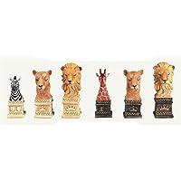 Lion Chessmen