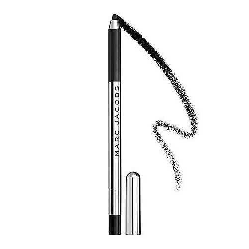 Highliner - Gel Crayon Marc Jacobs Beauty 0.1 Oz Blacquer - Black | NEW