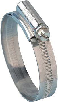 12mm Jubilee Stainless Steel Worm Drive Hose Clips 10 x 9.5mm