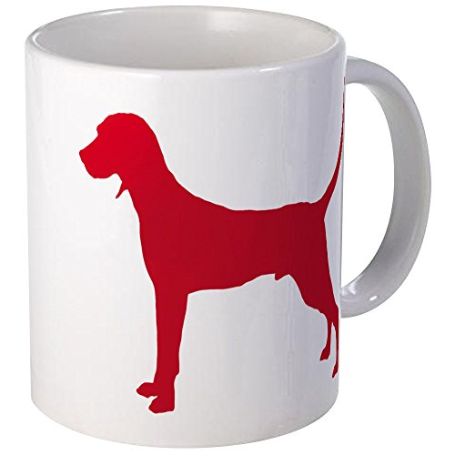 Red Bone Hound (CafePress - Redbone Coonhound Mug - Unique Coffee Mug, Coffee Cup)