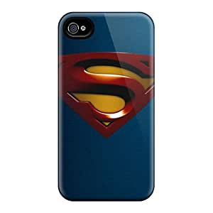 Best Cell-phone Hard Cover For Iphone 6 (Dfx14597RKXt) Provide Private Custom Beautiful Superman Pictures