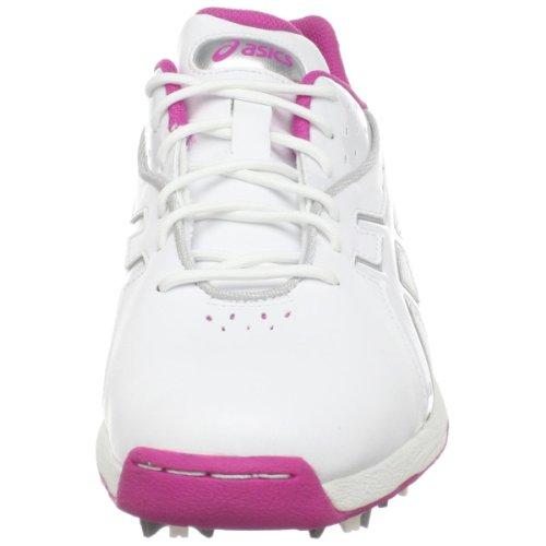 ASICS Womens GEL-Tour Lyte Golf Shoe White/Orchid/Silver UFirq