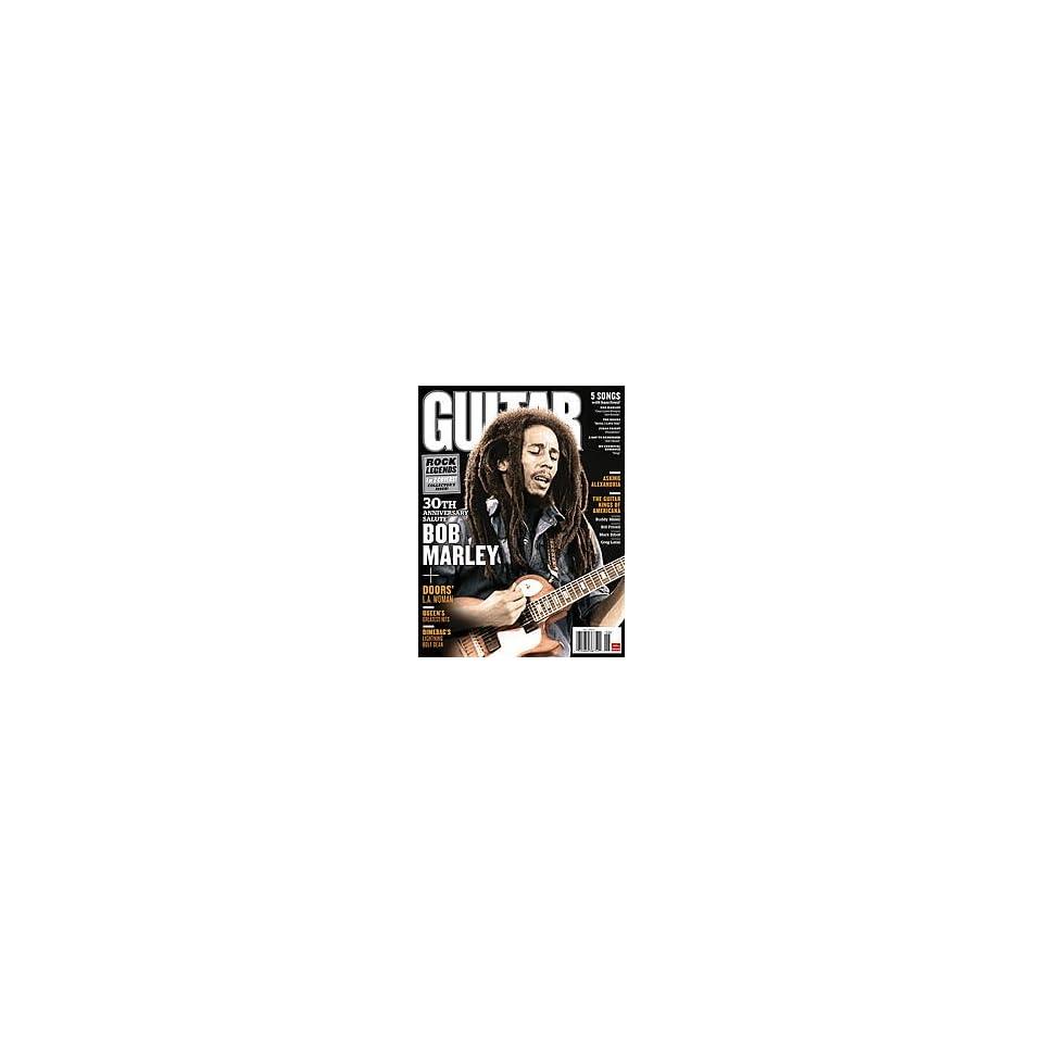 Guitar World Magazine Back Issue   June 2011 Musical