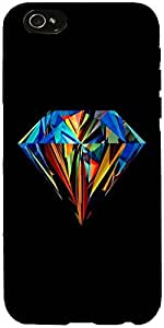 Colorido Diseñador Snoogg Diamond Protección De Nuevo Caso Para El Iphone 6