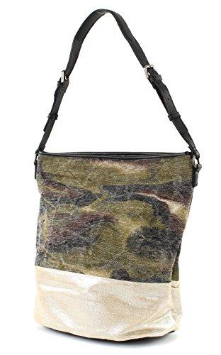 Carry Fredsbruder Print Camouflage Khaki Me 00nZaAqg