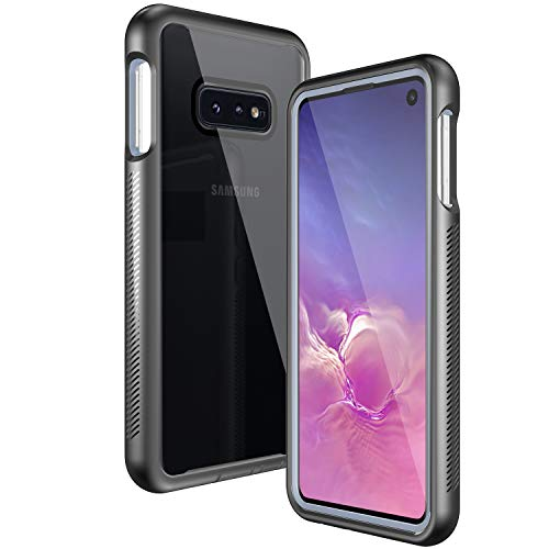 heavy duty protection clear case for s10e
